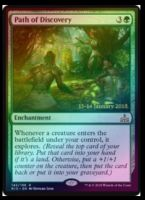Path of Discovery Foil Dated Promo