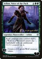 Arlinn, Voice of the Pack Foil Dated Promo