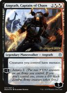 Angrath, Captain of Chaos Foil Dated Promo